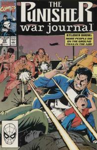 Punisher War Journal, The #22 FN; Marvel | save on shipping - details inside