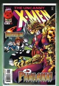 The Uncanny X-Men #343 (1997)
