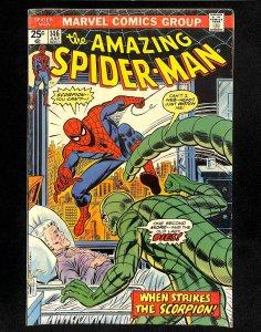 Amazing Spider-Man #146 Scorpion!