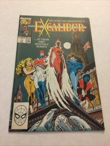 Excalibur 1 Nm- Near Mint- Marvel Comics