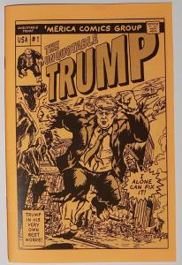 The Unquotable Trump - Ashcan Edition