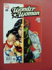 WONDER WOMAN #32 HIGH GRADE BOOK (9.0 to 9.4) OR BETTER 2006 SERIES