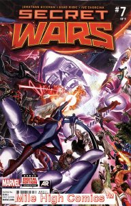 SECRET WARS  (2015 Series)  (MARVEL) #7 Near Mint Comics Book