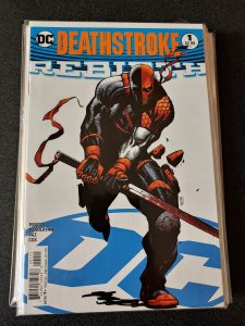 DEATHSTROKE #1 REBIRTH