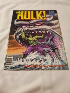 Rampaging Hulk 22 VF+