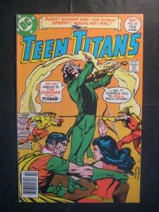 TEEN TITANS #46, FN, Wonder Girl, Joker's Daughter, Robin, 1977, more TT in stor