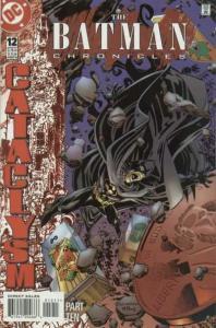 Batman Chronicles #12, NM + (Stock photo)