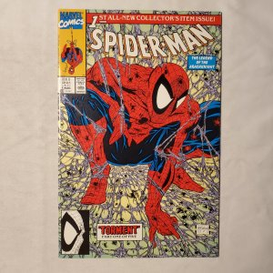 Spider-Man 1 Very Fine- Cover by Todd McFarlane