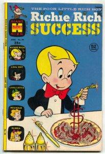 Richie Rich Success Stories #49 1973- Little Dot- Harvey Giant FN