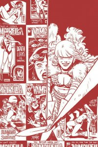 VAMPIRELLA RED SONJA (2019 DYNAMITE) #2 All 14 Covers PRESALE-10/09