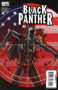 Black Panther (4th Series) #7 FN; Marvel | save on shipping - details inside