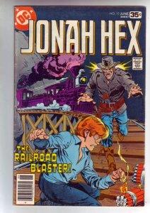 Jonah Hex #13 (Apr-78) FN/VF Mid-High-Grade Jonah Hex