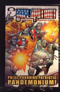 SuperPatriot: America's Fighting Force #1 (2002)