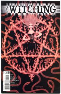 WITCHING #1-10, NM+, Witches,Magic,Occult,WitchCraft, 1 2 3 4 5 6 7 8 9 10