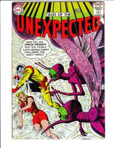 Tales of the Unexpected #79 (Nov-63) FN/VF Mid-High-Grade Space Ranger, Cyrl