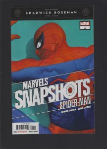 Marvel Snapshots: Amazing Spider-Man #1 (2020)