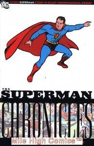 SUPERMAN CHRONICLES TPB (2006 Series) #1 Near Mint