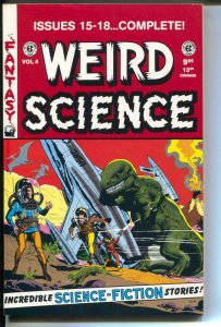 Weird Science Annual-#4-Issues 15-18-TPB- trade