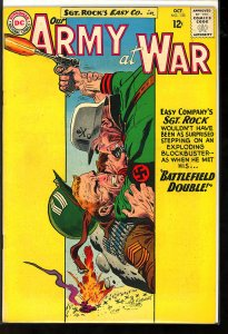 Our Army at War #135 (1963)