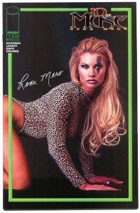 10th MUSE #3, NM+, Wrestler Rena Mero, Photo cover, 2000, more in store