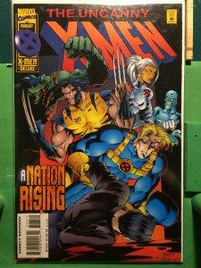 The Uncanny X-Men #323