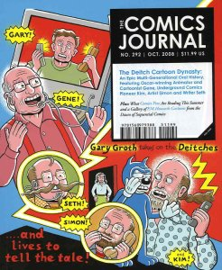 Comics Journal, The #292 VF/NM; Fantagraphics | save on shipping - details insid