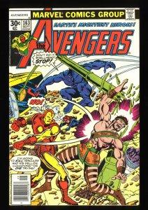 Avengers #163 NM- 9.2