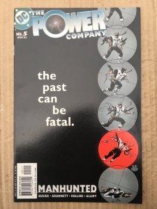 The Power Company #5 (2002)