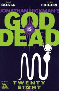 God Is Dead #28 VF/NM; Avatar | save on shipping - details inside