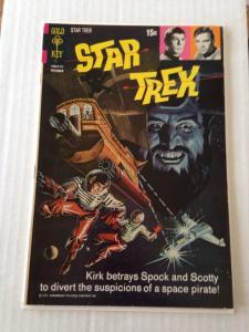 Star Trek 12 VF Gold Key November 1971