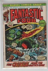 FANTASTIC FOUR (1961 MARVEL) #126 FN+ A14962