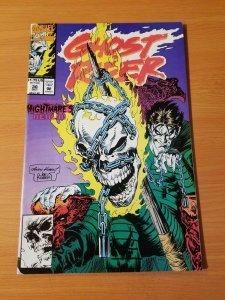 Ghost Rider #30 ~ NEAR MINT NM ~ (1992, Marvel Comics)