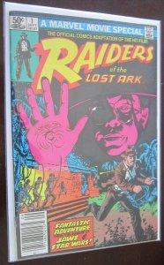 Raiders of the Lost Ark #1 - 4.0 VG - 1981