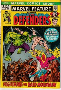 Marvel Feature # 2 The Defenders