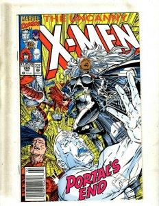 11 Uncanny X-Men Comic Books # 285 287 288 290 291 293 294 296 297 298 299 HY5