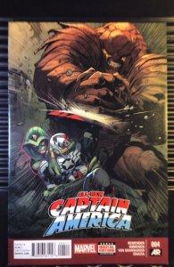 All-New Captain America #4 (2015)