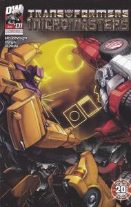 Transformers: Micromasters #1