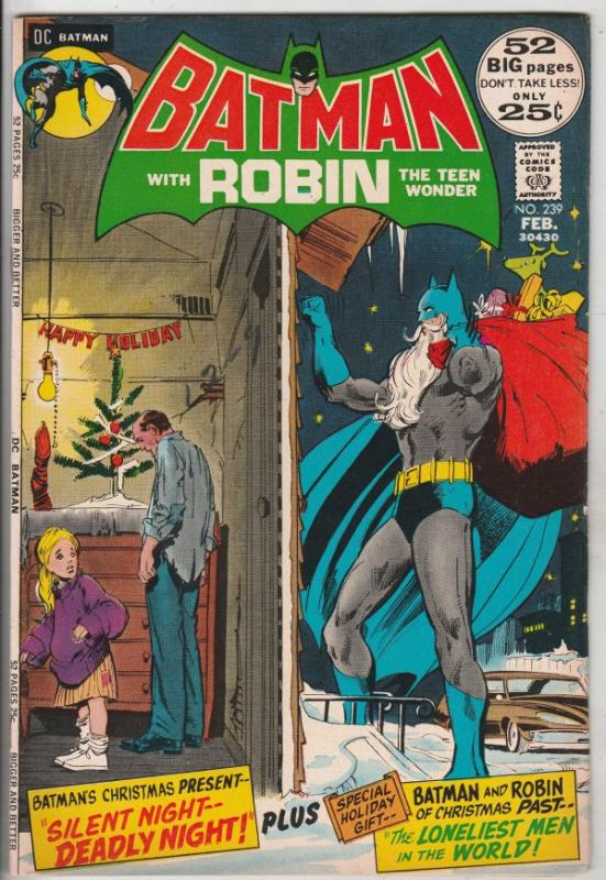 Batman #239 (Feb-72) VF/NM High-Grade Batman