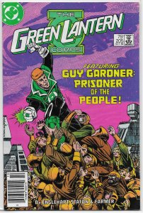 Green Lantern Corps   vol. 1   #205 VG