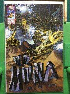 New Mutants #5 2009 series