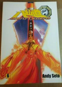 Saint Legend 6 by Andy Seto (TPB 2003) ComicsOne