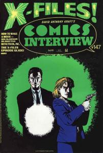Comics Interview #147 FN; Fictioneer | save on shipping - details inside