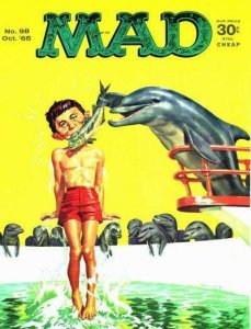 Mad (1952 series) #98, Good (Stock photo)