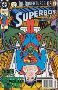Adventures of Superboy, The #19 (Newsstand) VF/NM; DC | save on shipping - detai