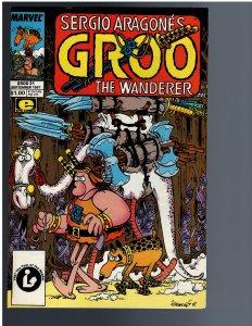 Sergio Aragone's Groo the Wanderer #31 (1987)
