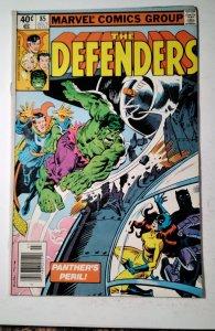 The Defenders #85 (1980) Marvel Comic Book J757