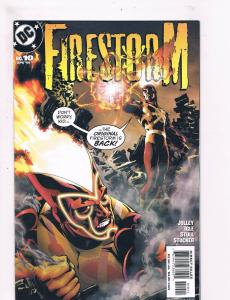 Firestorm # 10 VF DC Comic Books Flash TV Show Appearance Hot Series WOW!!!! SW4