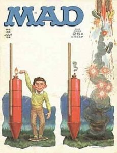 Mad #88 VG; E.C | low grade comic - save on shipping - details inside