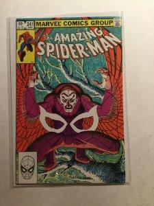Amazing Spider-Man 241 Very Fine+ Vf+ 8.5 Marvel