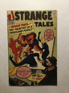 Strange Tales 108 Very Good+ Vg+ 4.5 Marvel